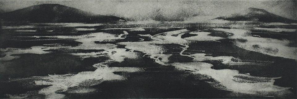Loch nan Eun, North Uist