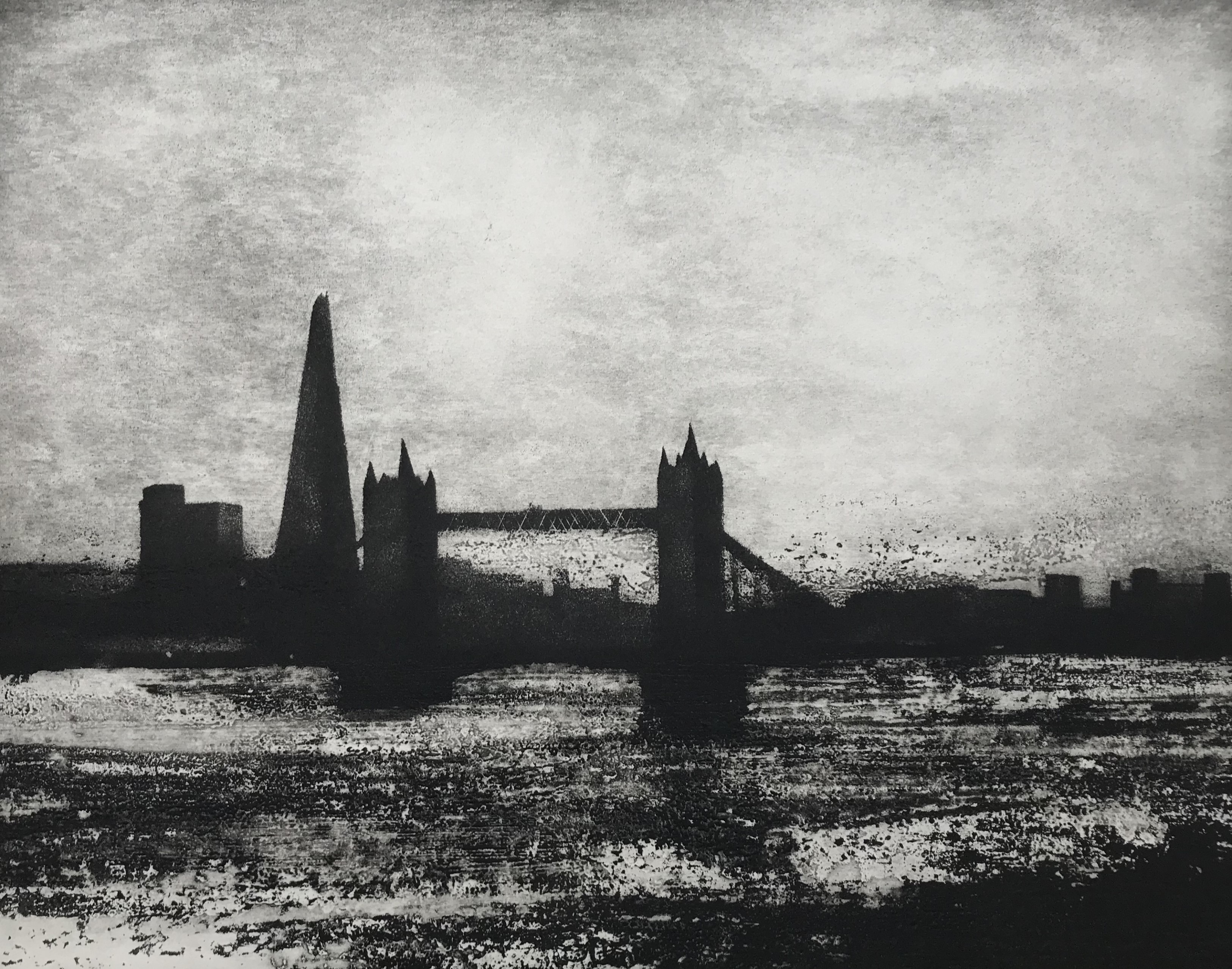 The Thames. Pool of London